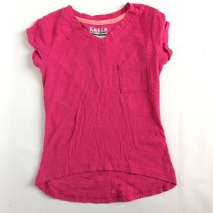 Basic editions Girl Pick Top
